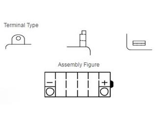 Batterie YUASA YB5L-B conventionnelle - e451b26f-8162-453d-9928-ca7a6b381220