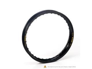 19X1.85 X36T EXCEL BLACK REAR WHEEL RIM
