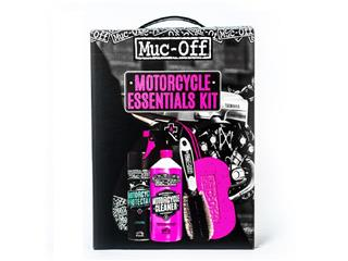 Kit entretien MUC-OFF Motorcycle Essentials Kit