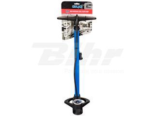 Inflador de taller acero GF38P Azul
