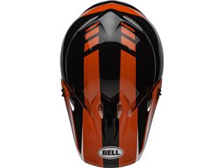 Casque BELL MX-9 Mips Dash Black/Red taille L - e502647b-2618-4810-8a14-261ec0871b0a