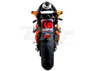 Escape Scorpion Stealth Kawasaki Ninja ZX-6RR (07-08) Inox/Inox - e51846a9-10b5-48d3-bdd2-2266808d5188