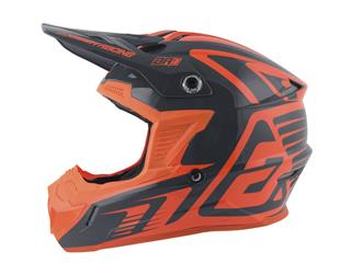 Casque ANSWER AR1 Edge Charcoal/orange fluo taille M - e5400b5c-e4fe-4d88-8a8a-65297f0c0af2