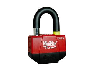 VECTOR MiniMax+ Alarm Schijfremslot Ø16mm/55x40mm (ART4 goedgekeurd) 10-Stuks