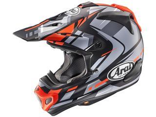 ARAI MX-V Helmet Bogle Red Size S