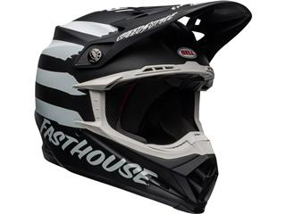 Casque BELL Moto-9 Mips Fasthouse Signia Matte Black/Chrome taille S - e57e6998-5106-4a7f-a9b0-df8c6844adc3