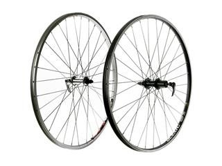 FRONT WHEEL CAVO D.WALL.QR BLACK/622MM