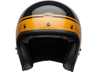 Capacete Bell Custom 500 DLX STREAK Preta/Dourada, Tamanho S - e5af482c-d853-4605-a9e8-a6051c2c999c