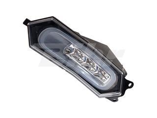 Piloto LED transparente Yamaha R1 15-