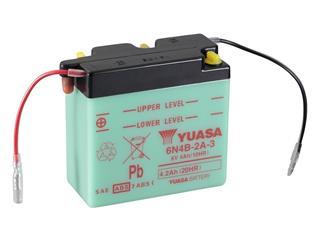 Batterie YUASA 6N4B-2A-3 conventionnelle - 326N4B2A3