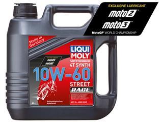 Garrafa de 4L aceite de motor Liqui-Moly 100% sintético 10W-60 Race