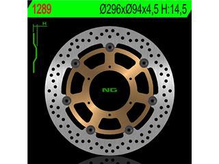 Disque de frein NG 1289 rond semi-flottant - 3501289