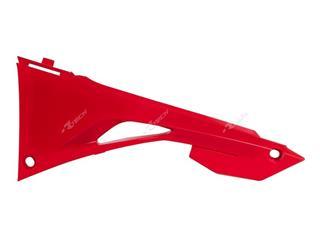 Cache boîte à air RACETECH rouge Honda CRF250R/450R - 781673