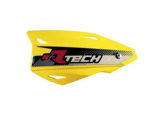 Protège-mains RACETECH Vertigo réglable jaune - 789642
