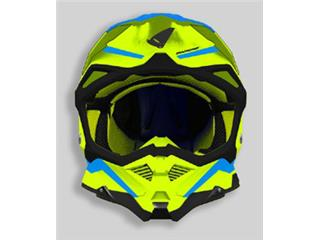 UFO Diamond Helmet Neon Yellow/Blue Size XL - e635f941-b497-4cb6-bab4-8d24b0a25ca0