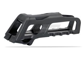 Guide chaîne POLISPORT noir Honda CRF250R/CRF450R - PS221BC03