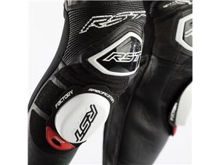 RST Race Dept V4 CE Leather Suit Black Size L - e6577591-be82-45c0-8bd5-c128f79e0525