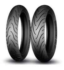 MICHELIN Tyre PILOT STREET 100/80-17 M/C 52S TL/TT
