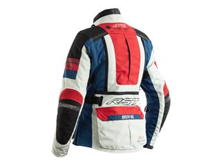 RST Adventure CE Textile Jacket Ice/Blue/Red Size M Women - e6d46aad-48ee-4522-ba9d-f89136655d3c