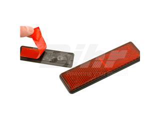 Reflex rectangular con adhesivo 91x25mm homologado - 11418