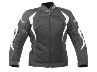 RST Brooklyn Ventilated Jacket Textile White Size XXL Women - 111840518