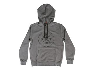 RST Clothing Co Hoodie Grey Size XXL