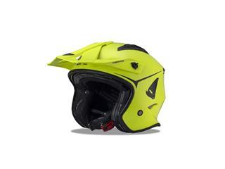 UFO Sheratan Helmet Neon Yellow Size S