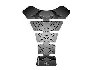 Protection de réservoir MOTOGRAFIX Street Style 1pc Celtic Tribal Tattoo noir