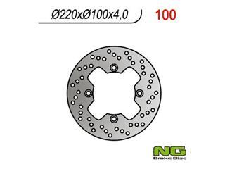 Disque de frein NG 100 rond fixe - 350100