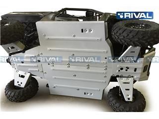 Kit Sabot complet RIVAL alu Polaris Ranger XP900/1000/Diesel