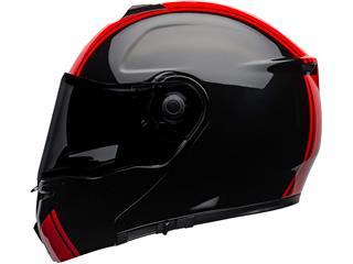 BELL SRT Modular Helmet Ribbon Gloss Black/Red Size S - e87069a2-80ac-4b24-bd1f-c8259597fd94