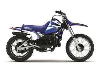 Kit déco KUTVEK Racer bleu Yamaha PW80 - 78201308