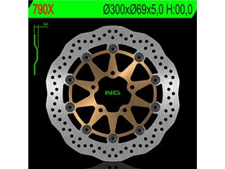 NG 790X Brake Disc Petal Floating