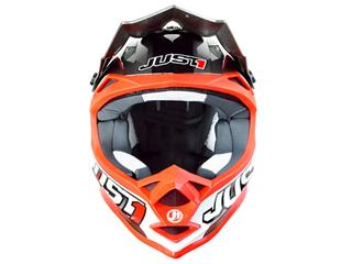 JUST1 J32 Helmet Moto X Red Size M - e8bb5a16-cd07-42b0-855f-66ef11572d01