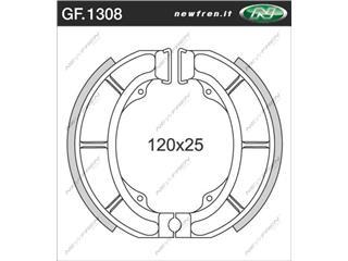 Mâchoire de frein NEWFREN GF1308 organique Aprilia