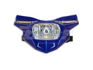 Recambio inferior (optica incluida) careta UFO homologada Stealth azul PF01714-089