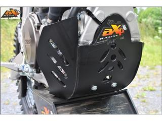 Unterfahrschutz GP AXP schwarz Dekor rot Yamaha YZ250F /450F