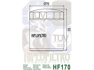 Hiflofiltro Ölfilter HF170C verchromt  - e9159455-0d66-40f5-b4ee-4efa1453b9d2