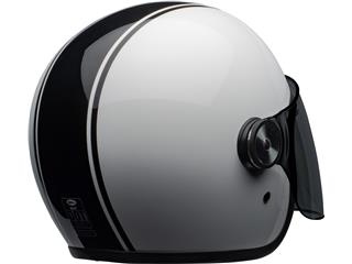 Casque BELL Riot Rapid Gloss White/Black taille XS - e9160703-35d7-4992-955d-f01ac3bc28d5