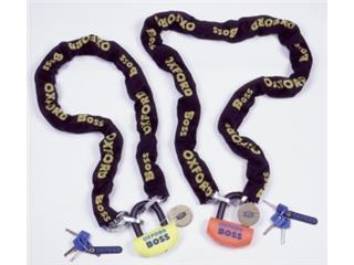 Antivol chaîne OXFORD 16mm Big Boss + 1,2m x 12mm - e918626b-e166-42c3-874a-5d962d847946
