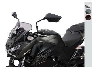MRA Racing Windshield Black Kawasaki Z250