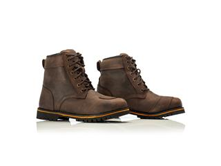 RST Roadster II WP Vintage CE Leather Boots Brown Size 41 - e947203e-854a-412e-bb3b-302dd0b1e9d5