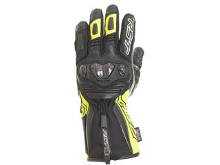RST Paragon V CE Waterproof Gloves Leather/Textile Mid-season Flo Yellow Size S/08 Men
