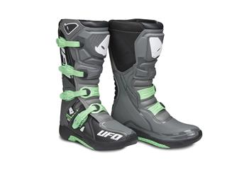 UFO Elektron Boots Grey/Sky Blue Size 40