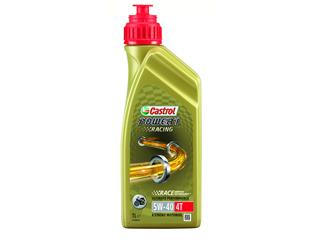 CASTROL Power 1 Racing 4T 5W40 100% Synthetic Motor Oil 12 x 1L
