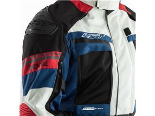 RST Adventure CE Textile Jacket Ice/Blue/Red Size M Women - e99a4859-aec3-4e97-b7a1-57d83c9f29b9