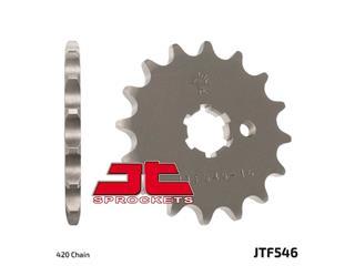 Stahlritzel JT Sprockets 12 Zähne, Kette 420 Kawasaki KX60/65