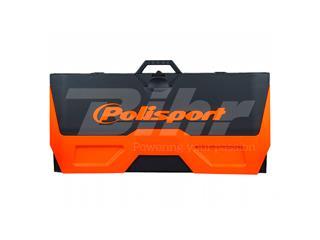 Tapete plástico Bike Mat Polisport laranja - e9c207fd-352f-4601-ab60-12419854c7ff