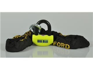 Antivol chaîne OXFORD 16mm Big Boss + 1,2m x 12mm - e9c33a8d-d753-43ec-bacf-348f8262115a