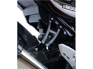 Kit suppression repose-pieds arrière R&G RACING noir Kawasaki Z900RS - e9ebe8d3-dfc0-4242-b805-dbc0c1ced2ad